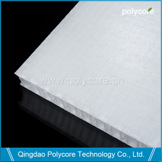 Litpan-light weight stiffness strength PP honeycomb composite panel