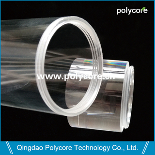 PMMA tube with internal thread